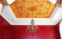 Ceiling & Large Crown Molding